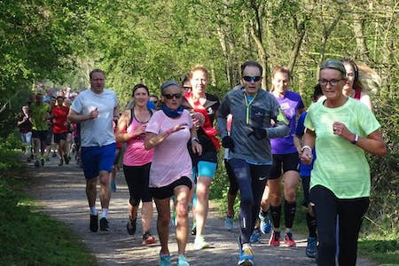 Millennium Country parkrun, Forest of Marston Vale