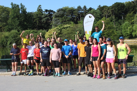 parkrun de Montsouris
