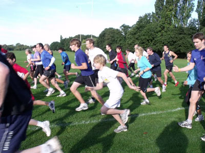 Old Deer Park parkrun