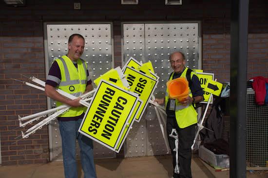 Pomphrey Hill parkrun Volunteers