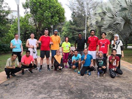 Presint 18 parkrun, Putrajaya