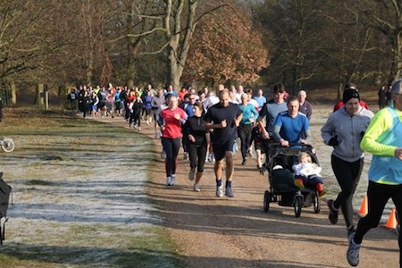 Richmond parkrun
