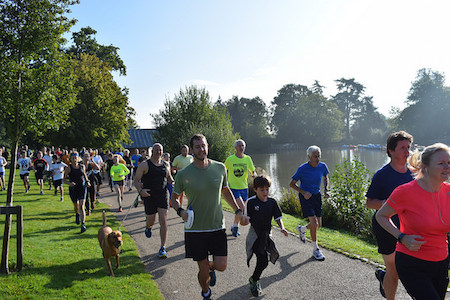 Royal Tunbridge Wells parkrun
