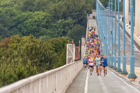 Severn Bridge parkrun