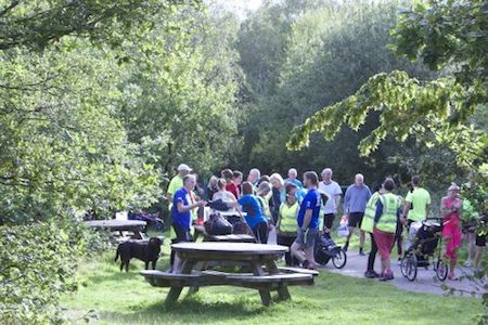 Shorne Woods parkrun