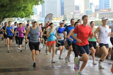 South Bank parkrun