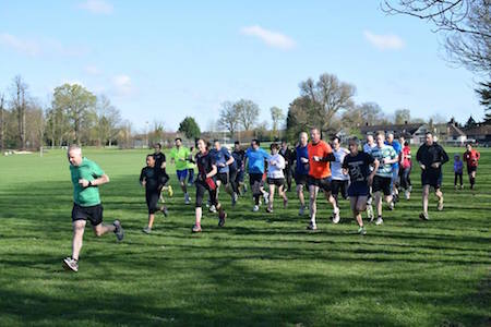 South Oxhey parkrun