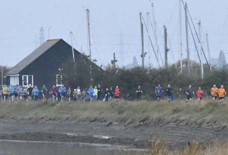 South Woodham Ferrers parkrun