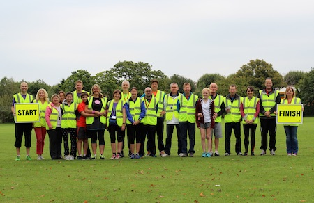 Surbiton junior parkrun
