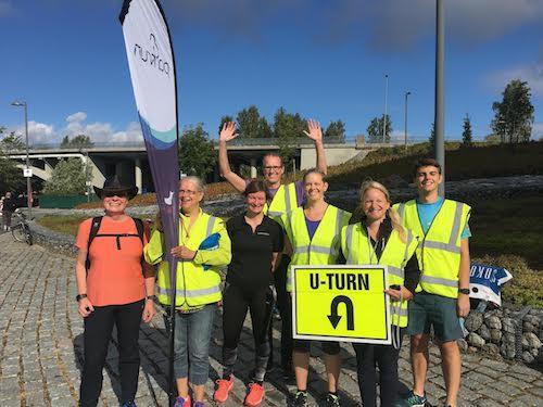 Tampere parkrun Volunteers