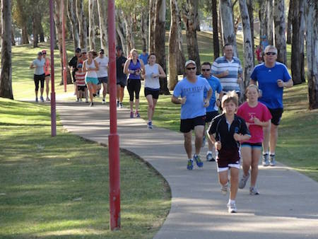 Tamworth parkrun