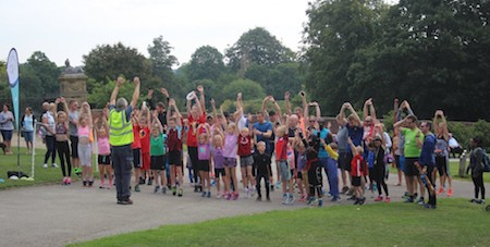 Temple Newsam junior parkrun