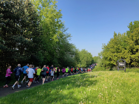 The Wammy parkrun
