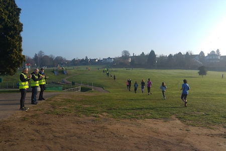 Thornbury parkrun
