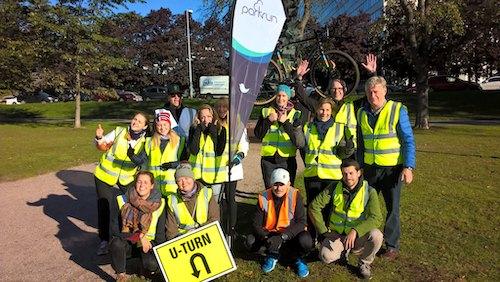 Tokoinranta parkrun Volunteers