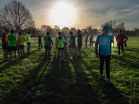 Tooting Common parkrun
