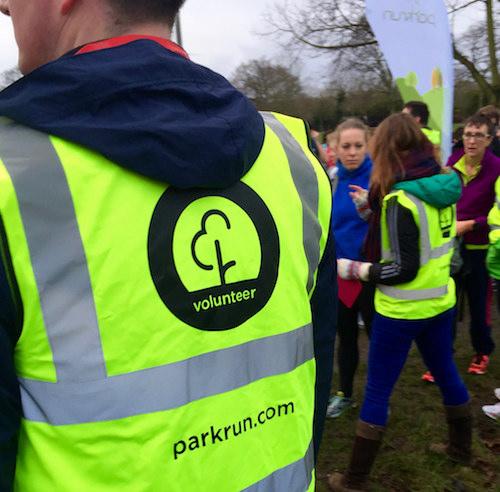 Tooting Common parkrun Volunteers