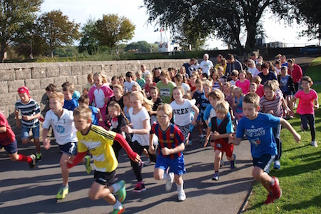 Torridge junior parkrun