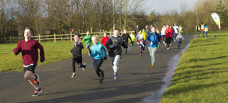 Town Moor junior parkrun