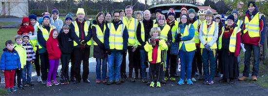Town Moor junior parkrun Volunteers