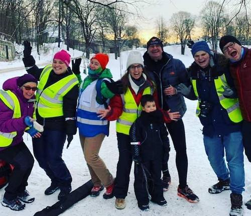 Tøyen parkrun Volunteers