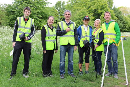 Tring parkrun Volunteers