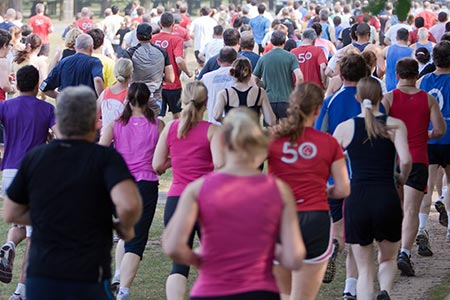 University of Stirling parkrun