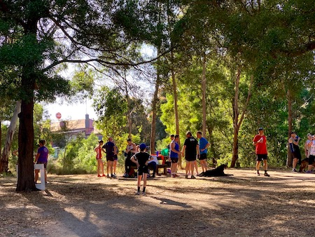Wallaby Track parkrun