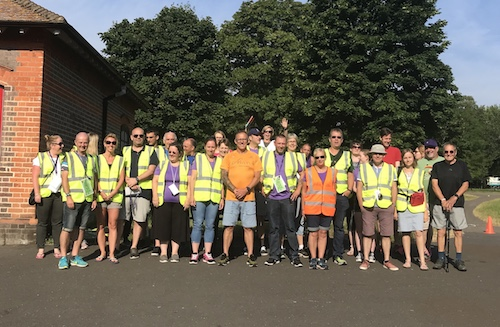 Wardown junior parkrun Volunteers