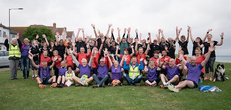 Whitstable parkrun