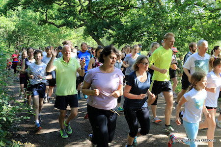 Wimbledon Common parkrun