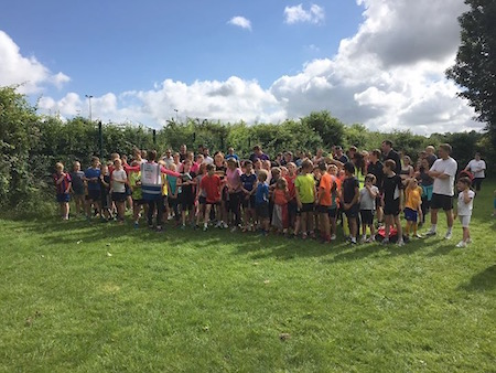Winchester junior parkrun