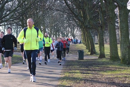 Woodhouse Moor parkrun