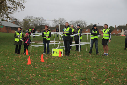Woodley junior parkrun Volunteers