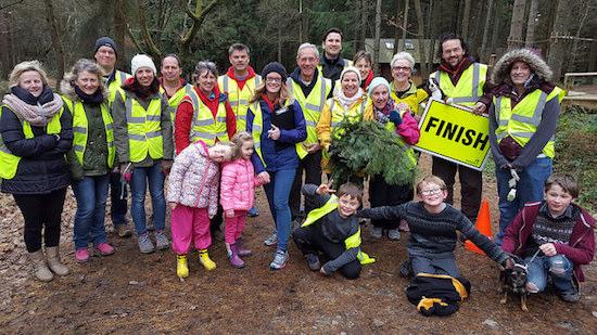 Wyre Forest parkrun Volunteers